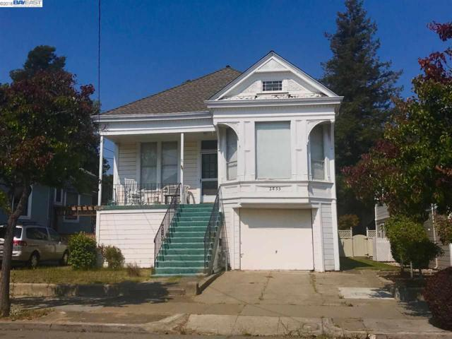 2855 Jackson St, Alameda, CA 94501 (#40839759) :: Armario Venema Homes Real Estate Team