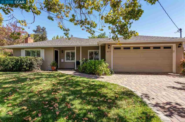 1877 Maybelle Drive, Pleasant Hill, CA 94523 (#40839816) :: Estates by Wendy Team