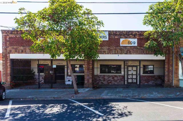 511 1St St, Rodeo, CA 94572 (#40839880) :: Armario Venema Homes Real Estate Team