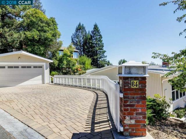 64 El Gavilan Road, Orinda, CA 94563 (#40839890) :: Armario Venema Homes Real Estate Team