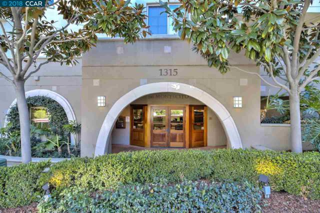 1315 Alma Ave #135, Walnut Creek, CA 94596 (#40839901) :: The Grubb Company