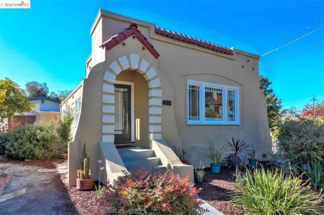 1618 Jaynes St, Berkeley, CA 94703 (#40840033) :: Armario Venema Homes Real Estate Team
