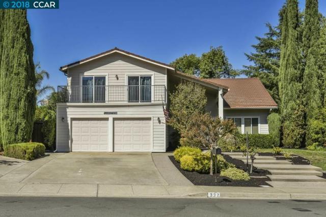 332 Mt Washington Way, Clayton, CA 94517 (#40840593) :: Armario Venema Homes Real Estate Team