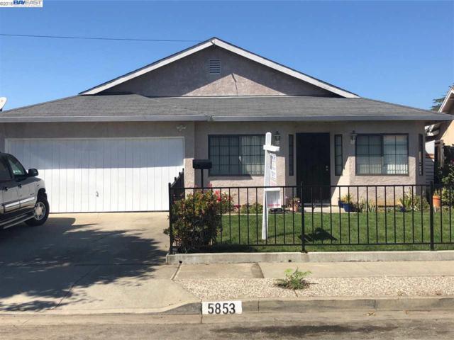 5853 Biddle Ave, Newark, CA 94560 (#40840628) :: Armario Venema Homes Real Estate Team