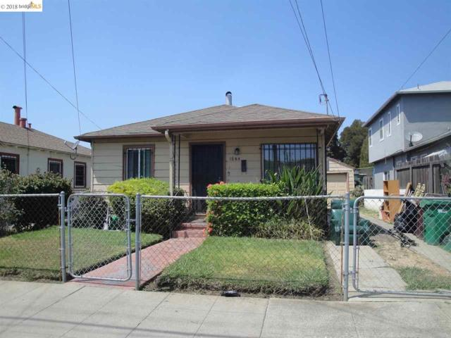 1065 75Th Ave, Oakland, CA 94621 (#40840819) :: The Lucas Group