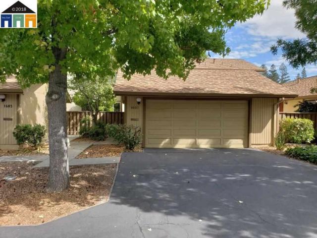 1607 Candelero Dr, Walnut Creek, CA 94598 (#40840909) :: The Lucas Group