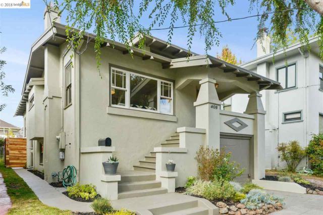 408 63rd St, Oakland, CA 94609 (#40841049) :: Armario Venema Homes Real Estate Team