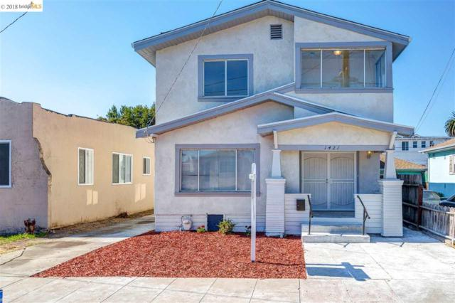 1421 67Th Ave, Oakland, CA 94621 (#40841098) :: The Lucas Group