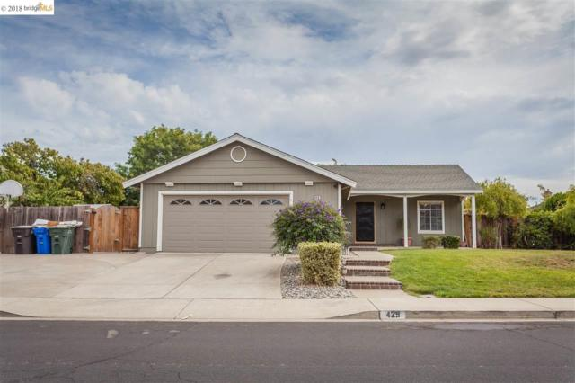 429 Clearwood Dr, Oakley, CA 94561 (#40841127) :: Estates by Wendy Team
