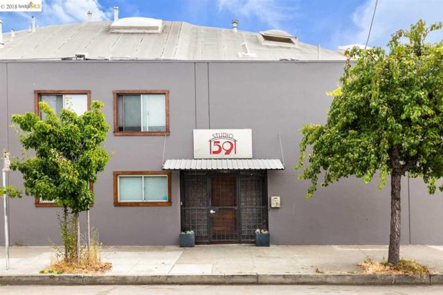 1175 59th St #5, Oakland, CA 94608 (#40841223) :: The Lucas Group