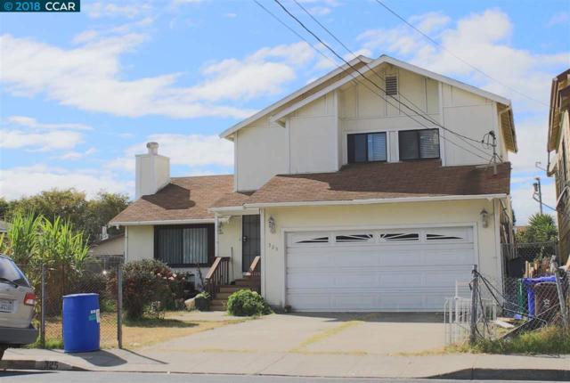 325 S 37Th St, Richmond, CA 94804 (#40841323) :: The Lucas Group