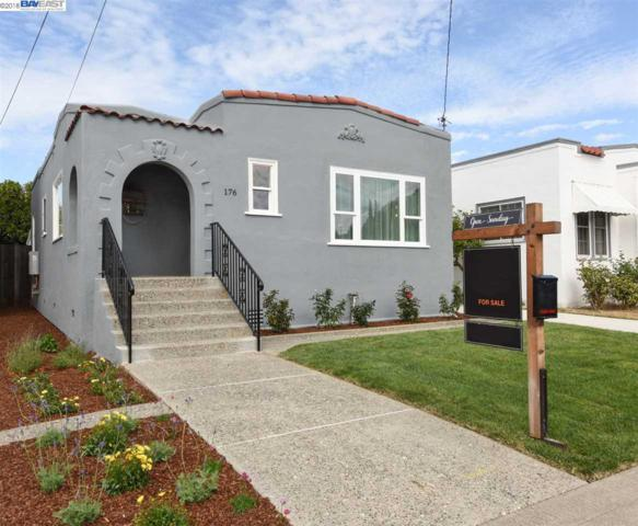 176 California Ave, San Leandro, CA 94577 (#40841329) :: Estates by Wendy Team