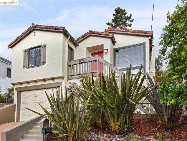749 Cragmont Ave, Berkeley, CA 94708 (#40841559) :: The Lucas Group