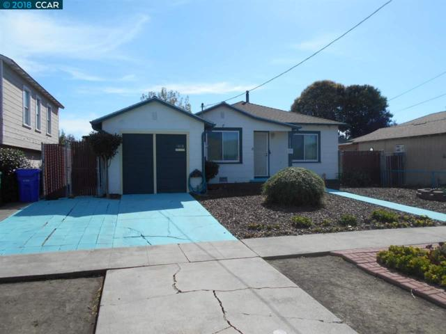 1818 Alfreda Blvd, San Pablo, CA 94806 (#40841562) :: Estates by Wendy Team
