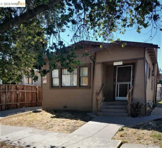 7107 Holly St, Oakland, CA 94621 (#40841620) :: The Lucas Group