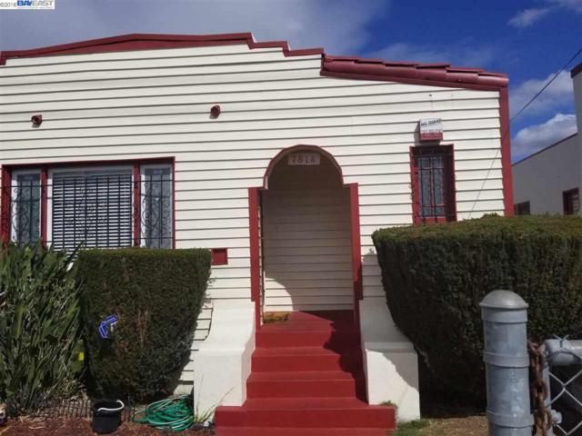 7814 Plymouth St, Oakland, CA 94621 (#40841735) :: Armario Venema Homes Real Estate Team