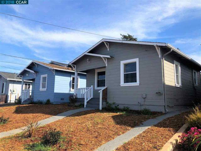 205 3Rd St, Rodeo, CA 94572 (#40841778) :: Estates by Wendy Team