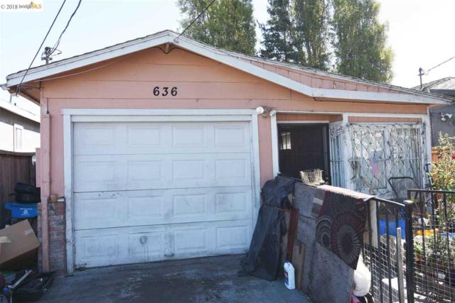 636 2Nd St, Richmond, CA 94801 (#40841821) :: The Lucas Group