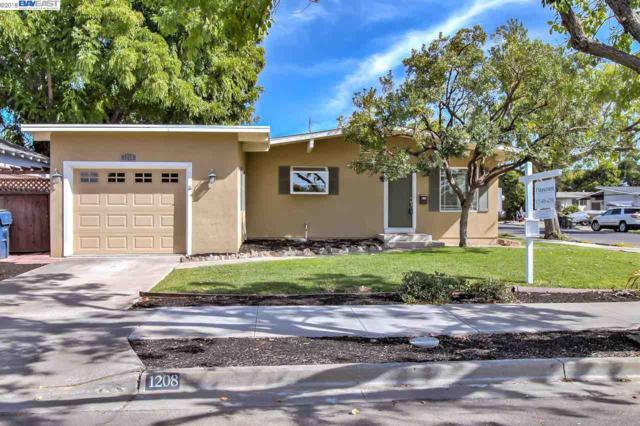 1208 Rincon Ave, Livermore, CA 94551 (#40841829) :: Estates by Wendy Team