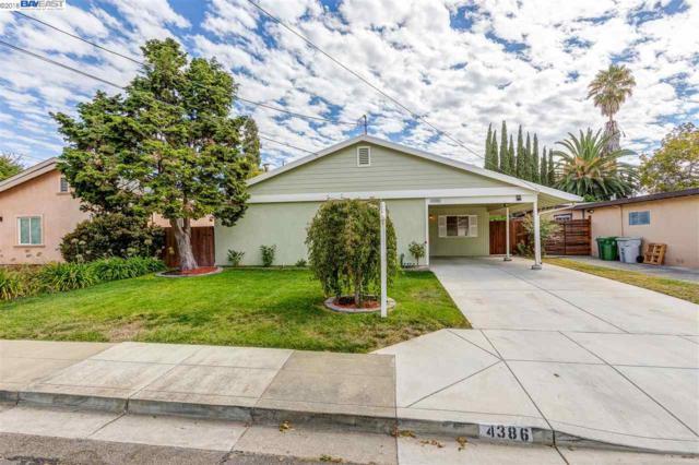 4386 Gina St, Fremont, CA 94538 (#40841892) :: Estates by Wendy Team
