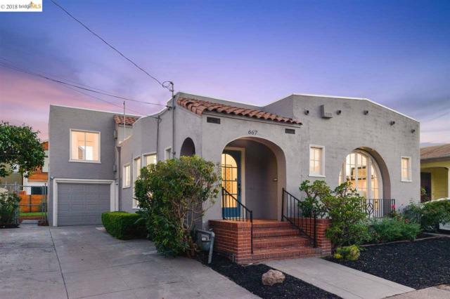 667 44TH STREET, Oakland, CA 94609 (#40841893) :: The Lucas Group