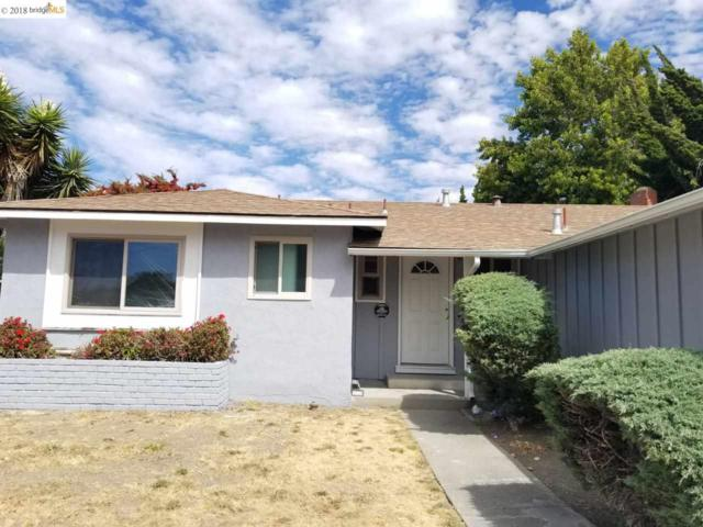 2710 Shamrock Dr, San Pablo, CA 94806 (#40841933) :: Armario Venema Homes Real Estate Team