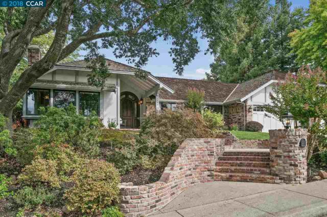 1449 Emmons Canyon Drive, Alamo, CA 94507 (#40841975) :: J. Rockcliff Realtors