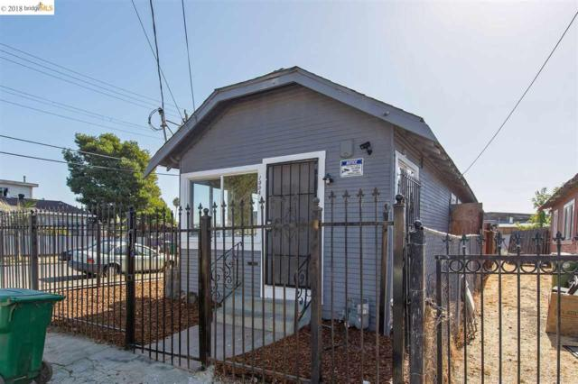 1094 70Th Ave, Oakland, CA 94621 (#40842027) :: The Lucas Group