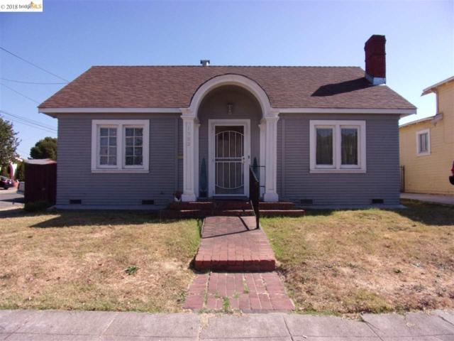 1582 78Th Ave, Oakland, CA 94621 (#40842050) :: Armario Venema Homes Real Estate Team