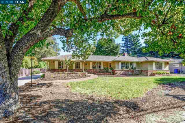 186 Estates Dr, Danville, CA 94526 (#40842561) :: Armario Venema Homes Real Estate Team