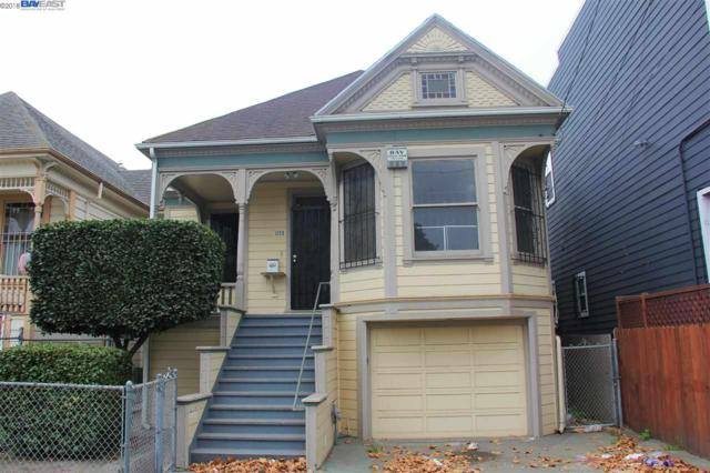 1209 34Th St, Oakland, CA 94608 (#40842609) :: The Lucas Group