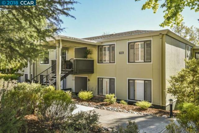 1732 Oakmont Dr #9, Walnut Creek, CA 94595 (#40842622) :: The Grubb Company