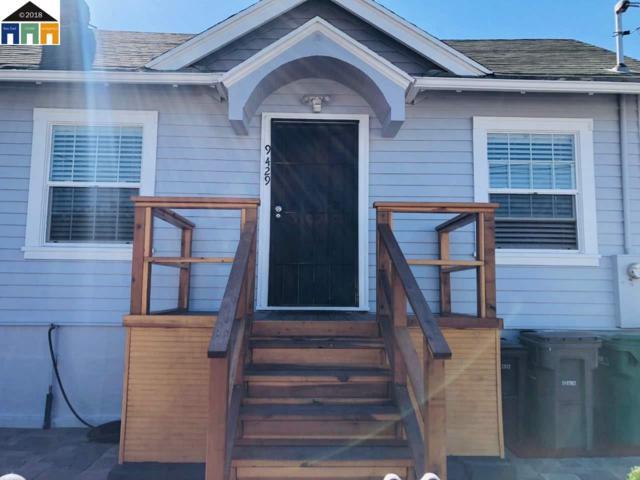 9429 D Street, Oakland, CA 94603 (#40842629) :: The Lucas Group