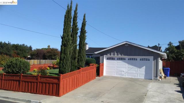 2692 Odonnell Drive, San Pablo, CA 94806 (#40842636) :: Armario Venema Homes Real Estate Team