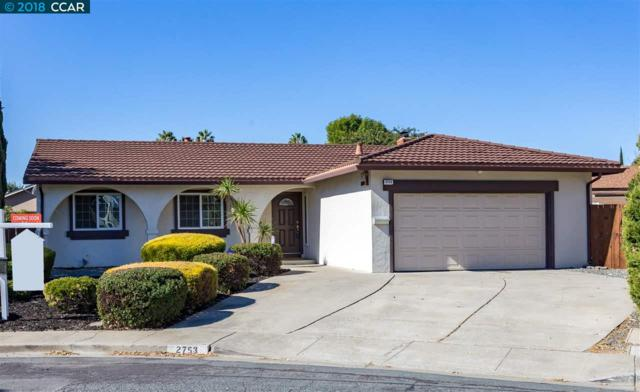 2753 Entrada Cir, Antioch, CA 94509 (#40842769) :: The Grubb Company