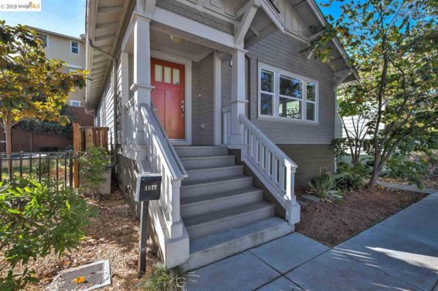 1077 41st Street, Emeryville, CA 94608 (#40842802) :: The Grubb Company
