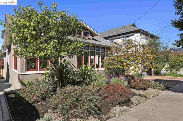 5567 Thomas Avenue, Oakland, CA 94618 (#40842843) :: The Grubb Company