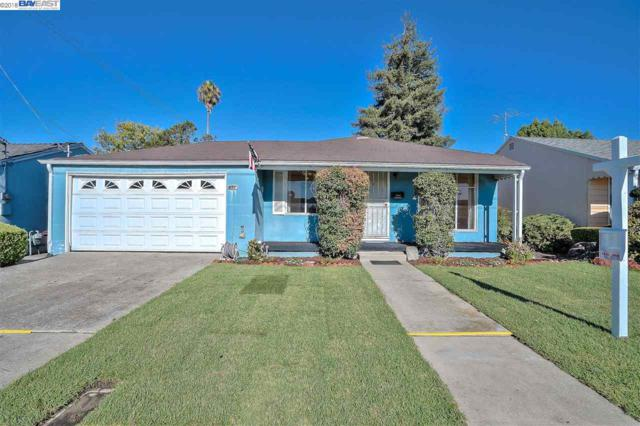1347 Via Manzanas, San Lorenzo, CA 94580 (#40842896) :: The Lucas Group