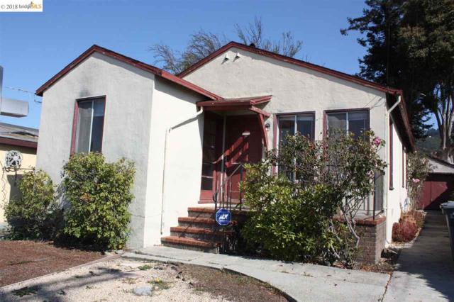 1506 Richmond Street, El Cerrito, CA 94530 (#40842952) :: The Grubb Company