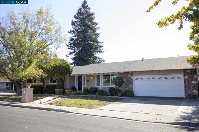 859 Brittany Ln, Concord, CA 94518 (#40842989) :: The Lucas Group