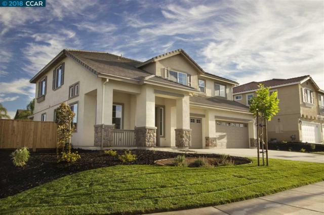 422 Pinenut Street, Oakley, CA 94561 (#40843040) :: The Grubb Company