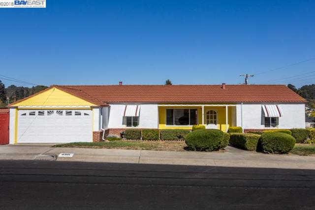 4301 Harmon Rd, El Sobrante, CA 94803 (#40843181) :: The Grubb Company