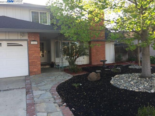 1065 Arlington Road, Livermore, CA 94551 (#40843221) :: The Lucas Group