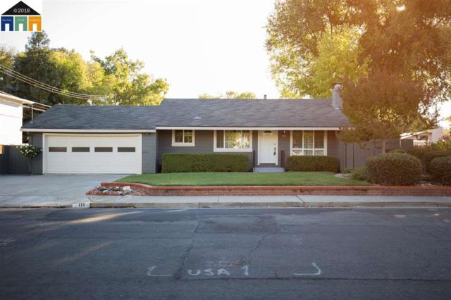 111 Price Ln, Pleasant Hill, CA 94523 (#40843226) :: The Grubb Company