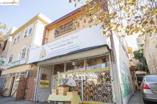 2950 Telegraph Ave, Oakland, CA 94609 (#40843238) :: The Lucas Group