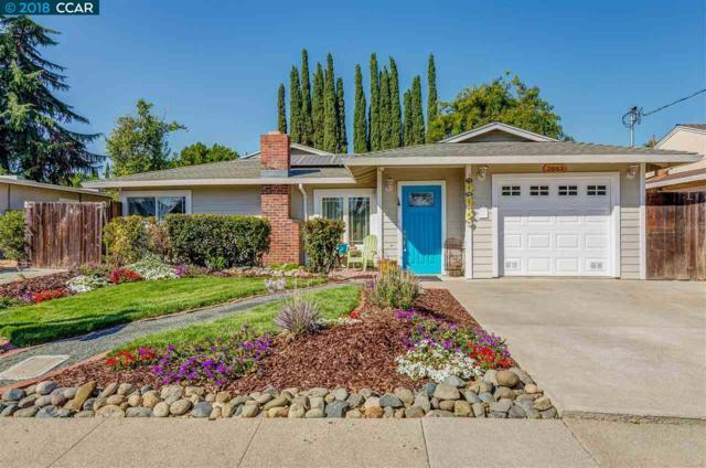 2883 La Salle Ave, Concord, CA 94520 (#40843243) :: The Grubb Company