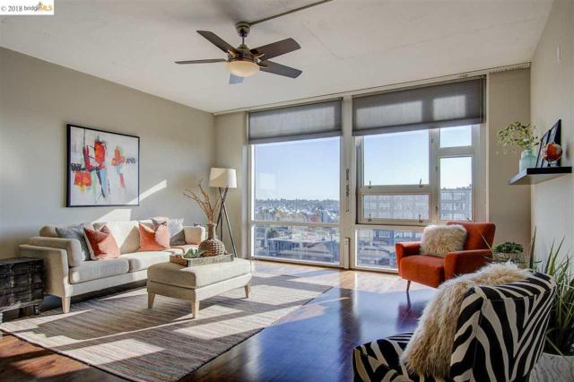 311 Oak St #833, Oakland, CA 94607 (#40843283) :: Estates by Wendy Team