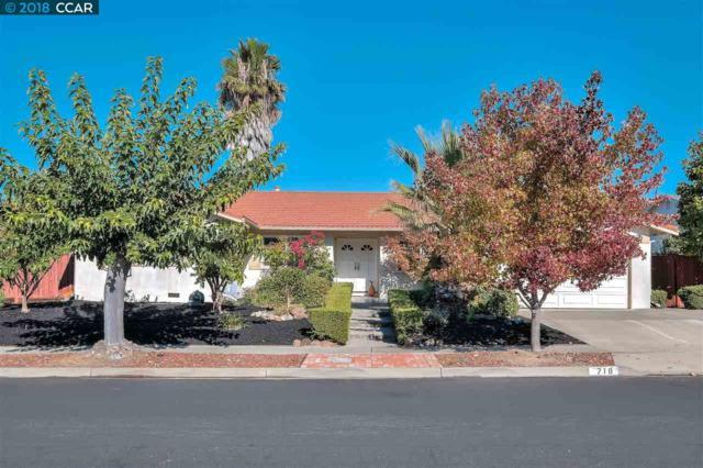 718 Citrus Ave, Concord, CA 94518 (#40843300) :: The Grubb Company