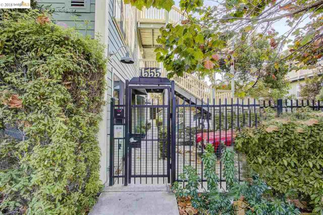1555 32nd Street #4, Oakland, CA 94608 (#40843355) :: The Grubb Company