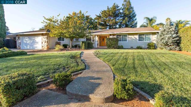 5843 Mitchell Canyon Ct, Clayton, CA 94517 (#40843822) :: Estates by Wendy Team